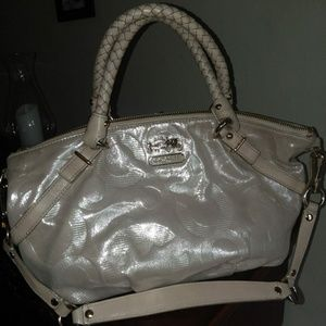COACH Madison Sophia handbag and wallet